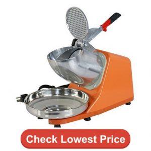 Zeny electric Ice shaver 300B Orange