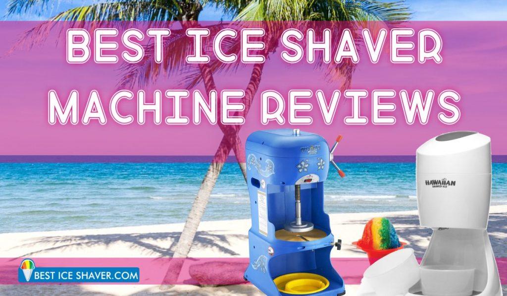best ice shaver machine featured image