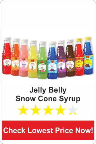 Jelly Belly Snow Cone Syrup