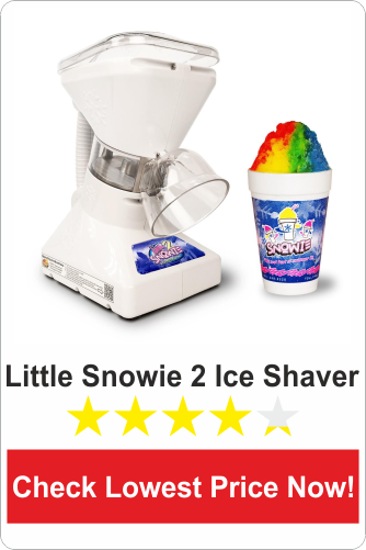 Little Snowie 2 Ice Shaver