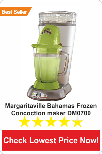 Margaritaville Bahamas Frozen Concoction Maker - best margarita machine