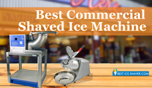7 Best Commercial Shaved Ice Machine Reviews (2021)