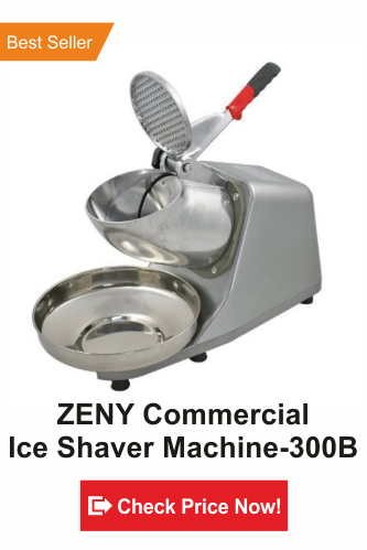 best commercial shaved ice machine