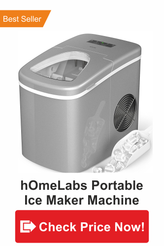 best countertop ice maker - hOmeLabs Portable Ice Maker Machine for Counter Top