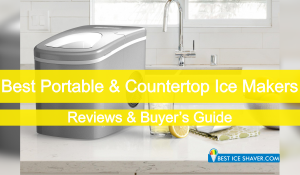 7 Best Countertop & Portable Ice Maker Reviews (2019)