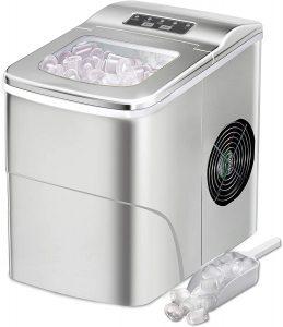 aglucky countertop ice maker