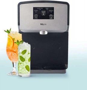 kbice self dispensing ice maker