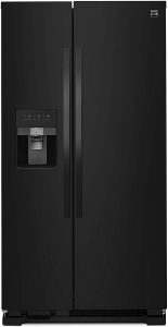 kenmore 36 in fridge with built in ice maker
