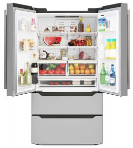 koolmore rs fr22 fridge with automatic ice maker